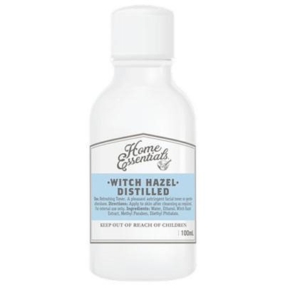Home Essentials Witch Hazel & Rosewater 200ml