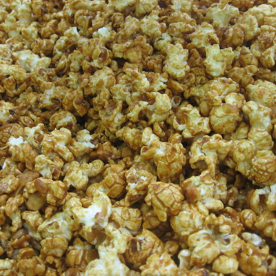 Honey Glazed Popcorn