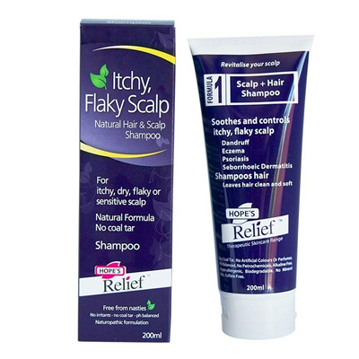 Hope's Relief Itchy, Flaky Scalp - 200ml