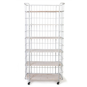 Hunter Tall 6 Teir Shelf