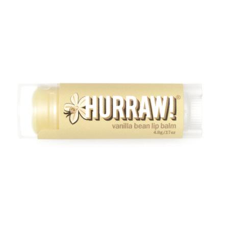 Hurraw Lip Balm Vanilla Bean 4.3g