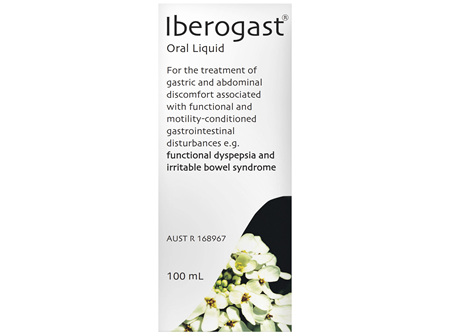 Iberogast Functional Digestive Symptom Relief Herbal Liquid 100mL