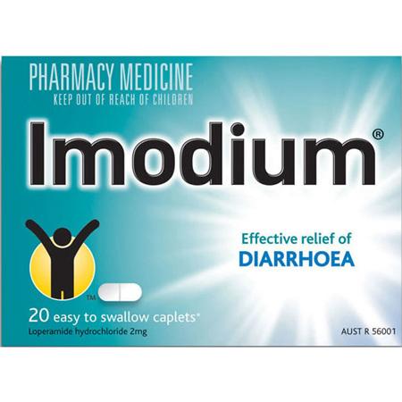 Imodiumcapsules 2mg 8
