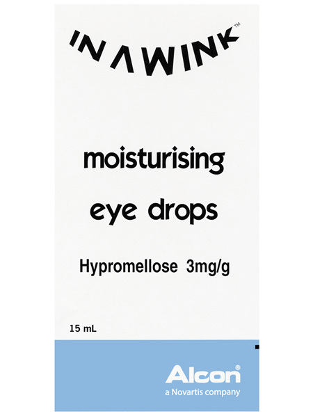 In A Wink® Eye Drops 15mL
