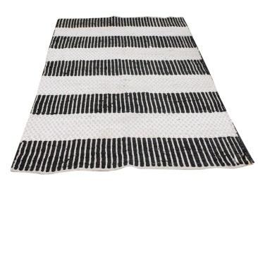 Inaaya Rug - Black & White - 120x180cm