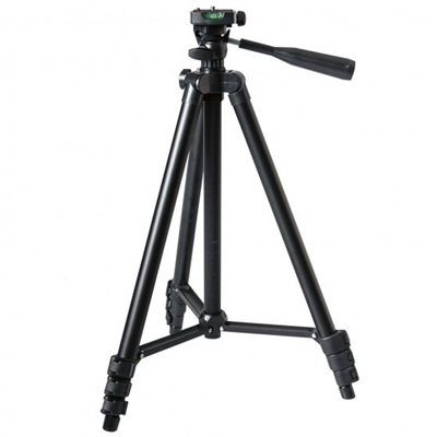 INCA I3530D 3 WAY TRIPOD - BLACK