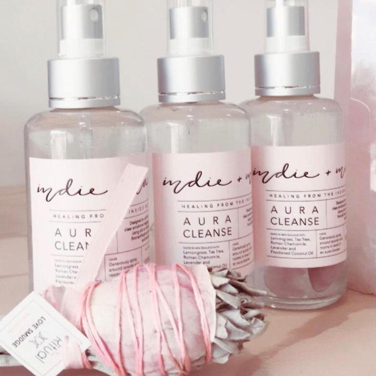 Indie & Mae Aura Cleansing Spray