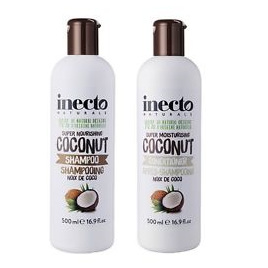 Inecto Coconut Shampoo and Conditioner 2 x 500ml