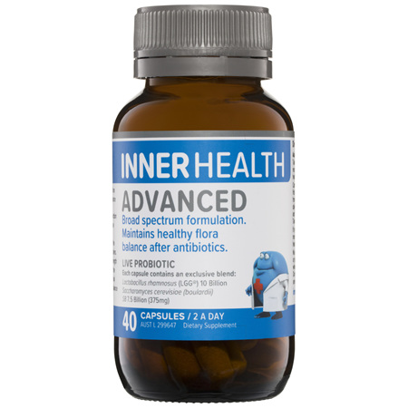 Inner Health Advanced 40 Capsules