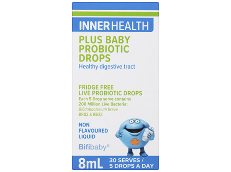 Inner Health Baby Probiotic Drops 8mL