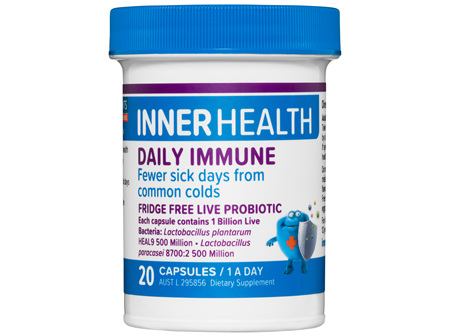 Inner Health Daily Immune 20 Capsules