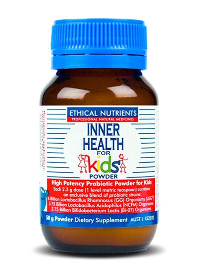 Inner Health for Kids Powder