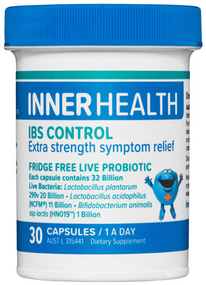 Inner Health IBS Control 30 Capsules