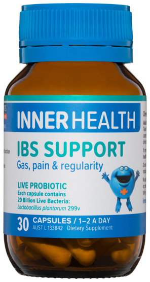 Inner Health IBS Support 30 Capsules