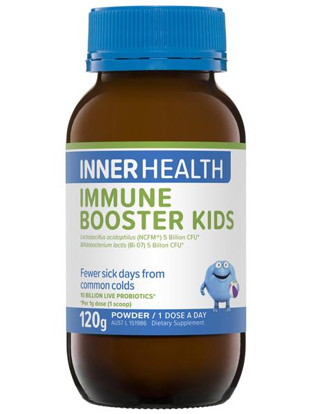 Inner Health Immune Booster Kids 120g Powder