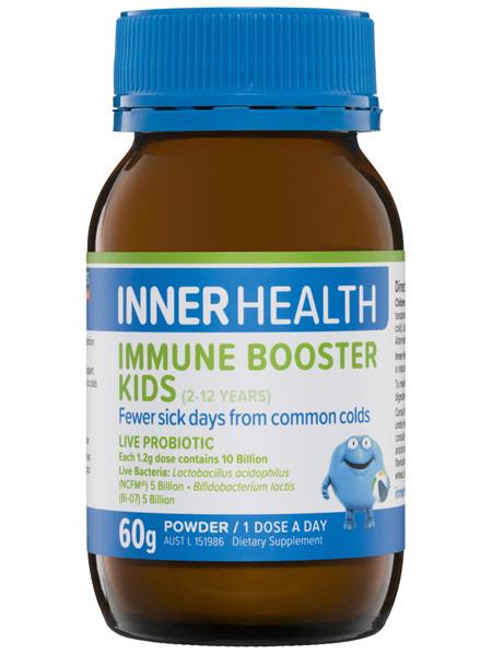 Inner Health Immune Booster Kids 60g Powder