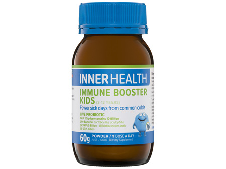 Inner Health Immune Booster Kids 60g Powder