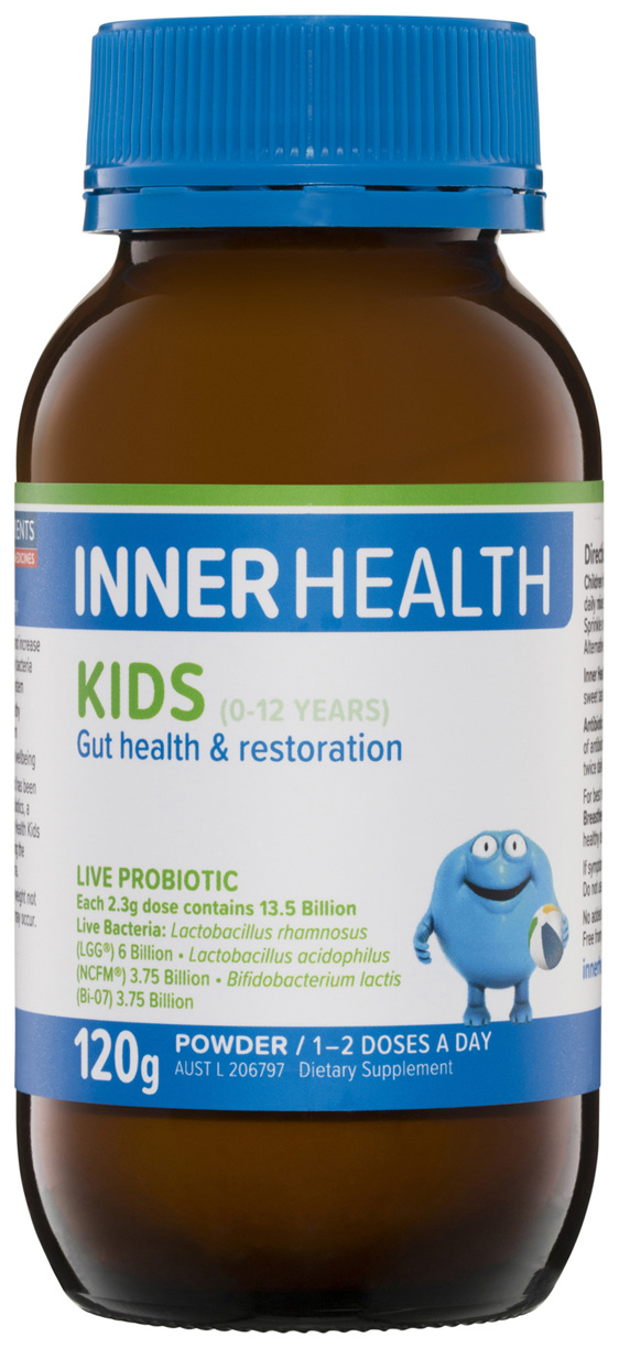 Inner Health Kids 120g Powder