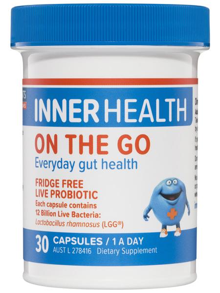 Inner Health On the Go 30 Capsules