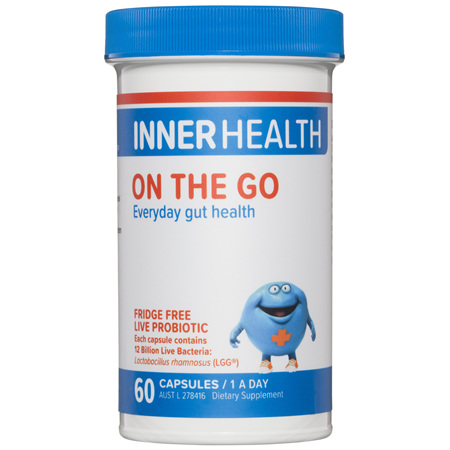 Inner Health On the Go 60 Capsules