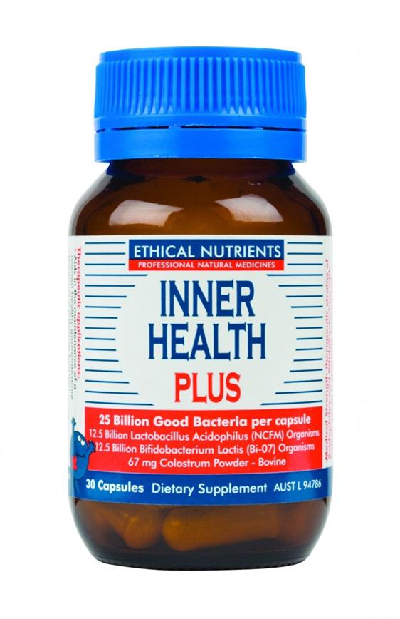 Inner Health Plus 30 Caps