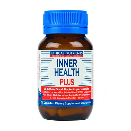 INNER HEALTH PLUS 30 CAPSULES