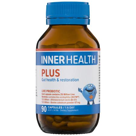 Inner Health Plus 90 Capsules