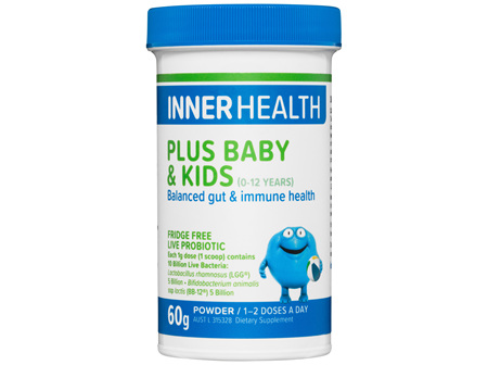 Inner Health Plus Baby & Kids 60g Powder