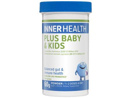 Inner Health Plus Baby & Kids 60g Powder