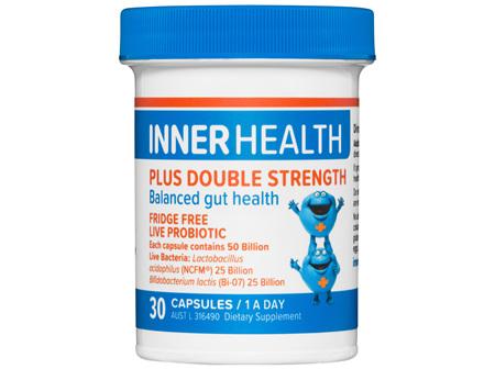 Inner Health Plus Double Strength 30 Capsules