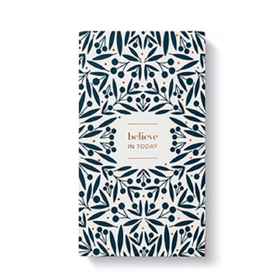 Inspirational Note Pads - Believe In Today