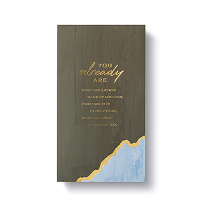 Inspirational Note Pads - You Already Are