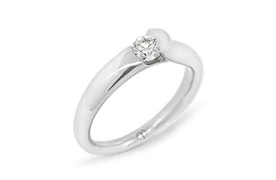 Inspired Stellad Evo Delicate Diamond Ring