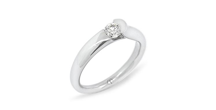 Inspired Stellad Evo Delicate Diamond Ring