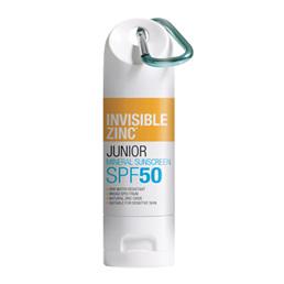 INVISIBLE ZINC Junior 2hr Water Resistant SPF50 60g