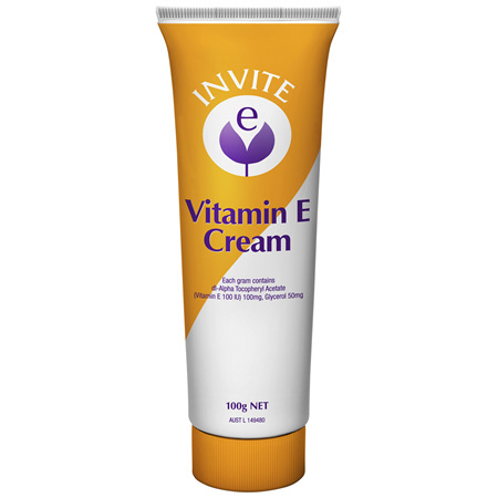 Invite E Cream 100g