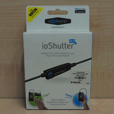 IOSHUTTER SLR RELEASE CABLE NIKON