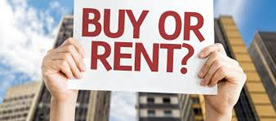 Is it Best to Buy or Rent?
