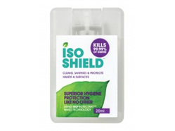 Iso Shield hand sanitizer