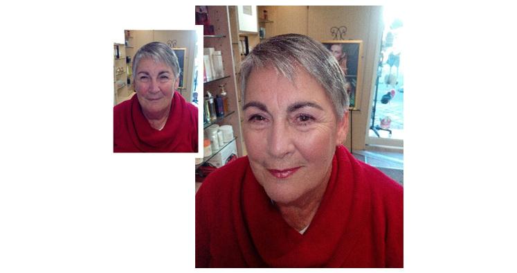 Jane's makeover