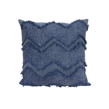 Jaxx Cushion - Dark Blue 45x45cm