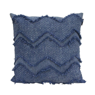 Jaxx Cushion - Dark Blue - 55x55cmh