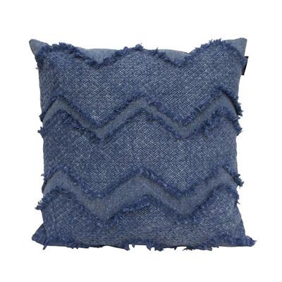 Jaxx Cushion - Dark Blue - 55x55cmh