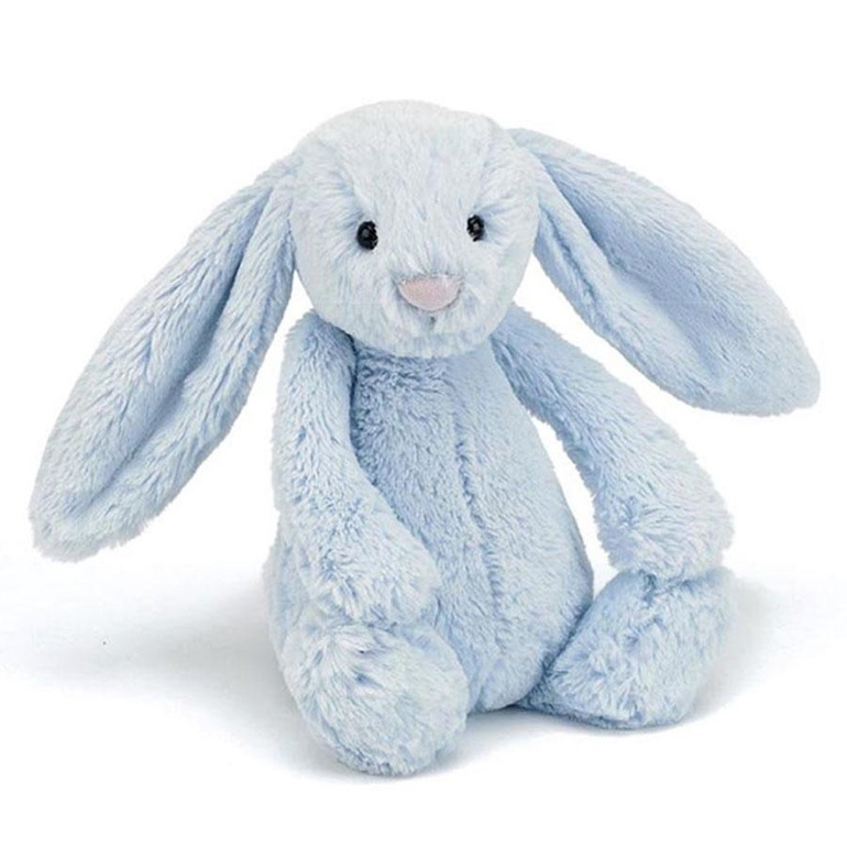 Jellycat Bashful Bunny Blue Medium