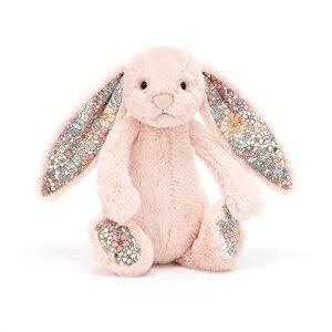 Jellycat Blossom Bashful Bunny Small Blush