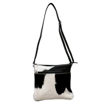 Jersey Sling Back X body Bag
