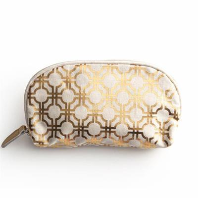 Jet Setter Trellis Cosmetic Bag