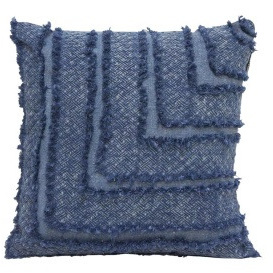 Jett Cushion - Dark Blue - 45x45cm