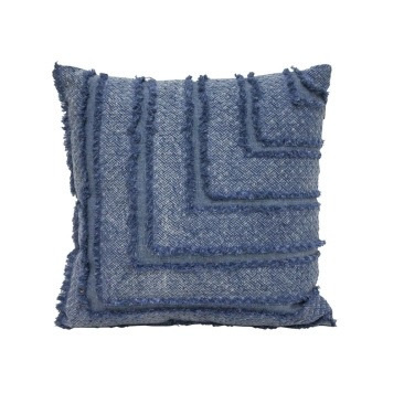 Jett Cushion - Dark Blue 55x55cm