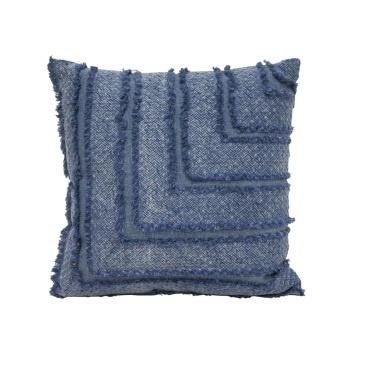 Jett Cushion - Dark Blue 55x55cm